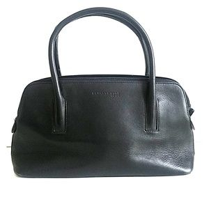 Kenneth Cole New York black satchel